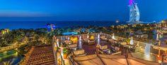 Sunset Lounge Bar ~Madinat Jumeirah ~ mit Blick auf Pierchic Seafood Restaurant