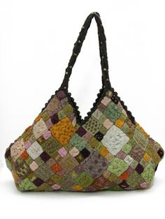 Sophie Digard Manouche Tote in Multi : Ped Shoes