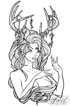 Drawing by Sara Fabel. Sara Fabel, Art Education, Female Art, Pencil Drawings, Sketches, Ink, Illustration, Art Women, Artist