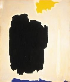 Clyfford Still November 1950 No. 2  overall: 95 x 82 1/4 x 2 3/4 inches Albright-Knox Art Gallery