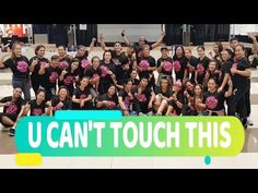 U CAN'T TOUCH THIS by MC Hammer | RETROFITNESSPH OFFICIAL | Aaron Trangia