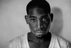 In pictures: Drawn to perfection - the pencil portraits
