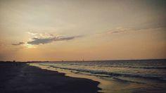Las aguas del Golfo y el atardecer #Veracruz #Mexico #mexigers #igersmexico #ig_mexico http://ift.tt/1RmTXO4