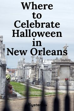 New Orleans is easily one of the spookiest cities in the country -- thanks to its old French colonial architecture, dark, cobbled streets, Voodoo traditions, and association with Anne Rice's vampire series. So it's no surprise that the Big Easy offers plenty of fun and festive ways to ring in All Hallow's Eve. Here are but a few of the city's finest ways to celebrate Halloween this month.