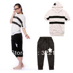 Summer Women sport suit Casual costume Tracksuit 2pcs set Shirt+Short pants Korean style Brand clothing sets $13.64