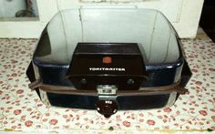 Vintage Toastmaster USA Non-Stick Waffle Maker Griddle Model 265 Exc Condition
