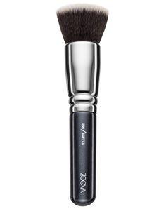 ZOEVA Foundation Brush: Vegan synthetic hair | Applies and blends foundation | Order online! #ZOEVA