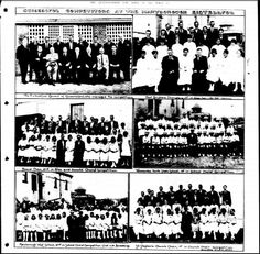 29 April 1922 SUCCESSFUL COMPETITORS AT THE MARYBOROUGH EISTEDDFOD
