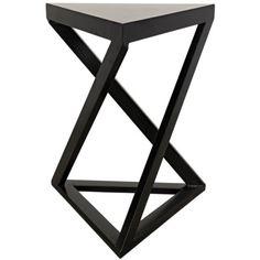Orpheo Side Table, Metal