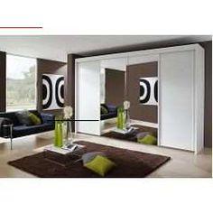 #urbanesdesign - Schwebetürenschrank, Made in Germany. Im zeitlosen Design. Sie können wählen zwischen 3 Höhen, 8 Breiten und 5 Farben. Alle Schränke sind mit oder ohne Spiegeltüren lieferbar. Die Oberflächen sind mit pflegeleichtem Kunststoff beschichtet, Innendekor buchefarben. Leise laufende Schwebetüren auf Stahlprofilen. Inneneinteilung bei H. 197 cm: 1 verstellbarer Einlegeboden und 1 Kleiderstange, bei H. 223 und 235 cm: 2 verstellbare Einlegeböden und 1 Kleiderstange. Aufteilung… Fresh To Go, Social Challenges, In This World, Layout, Furniture, Home Decor, Products, Leather Furniture, Urban Design