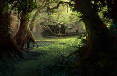 Bola Kampung Movie enviroment concept by CiCiY on DeviantArt