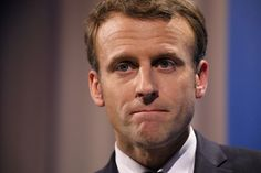 """New #leader for #Macron""""s party as #honeymoon fades..."""