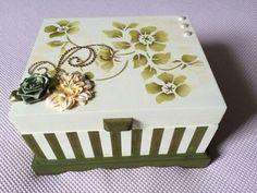 como fazer caixa decorada mdf | Caixas de MDF decoradas: técnicas, como fazer e 77 modelos lindos!