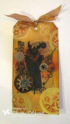 Shanna's Designs: Steampunk Tag