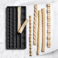 Mini Pie Pans, Mini Pies, Williams Sonoma, Pie Mold, Pie Crust Designs, Perfect Pie Crust, Create A Signature, How To Make Breakfast, Kitchen Organization
