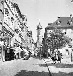 Der Eichplatz in den letzten 100 Jahren – Der Eichplatz in Jena Germany, Street View, Weimar, City Government, Erfurt, World War One, Environment, History, Deutsch