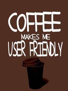 #coffee makes me human