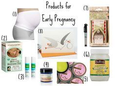 First Trimester Relief blog: product tips for early pregnancy by Sweetbottoms Baby Boutique .