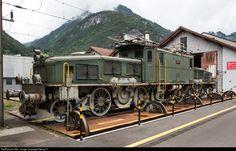 RailPictures.Net Photo: 14270 SBB Historic Ce 6/8 II at Erstfeld, Switzerland by Georg Trüb