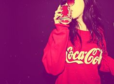 Image via We Heart It https://weheartit.com/entry/153064990 #background #coke #cool #cute #drink #filter #girl #girly #hipster #pretty #red #tumblr #vintage