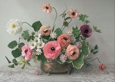 Ranunculus by Ariel Dearie Flowers