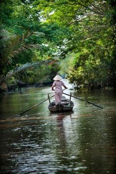 Life on the Mekong,Viet nam