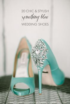 Top 20 Something Blue Wedding Shoes (Bridal Musings) Cute Shoes, Women's Shoes, Me Too Shoes, Shoe Boots, Teal Shoes, Aqua Heels, Turquoise Heels, Colored Shoes, Blue Wedding Shoes