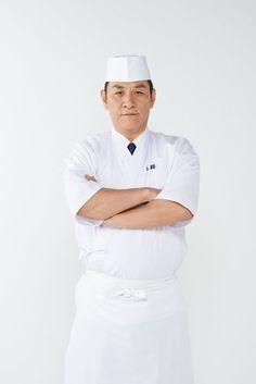 ナタリー - ピエール瀧「あまちゃん」東京編で謎の寿司屋大将に
