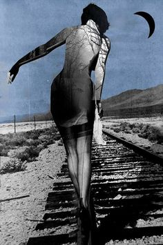 Destiny's Road - by Loui Jover