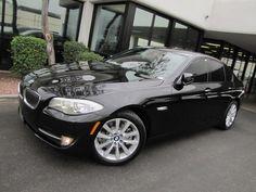 My Next Care - 2012 BMW 528i