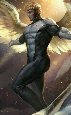 Warren WORTHINGTON III (ANGEL) | Marvel Fan ART
