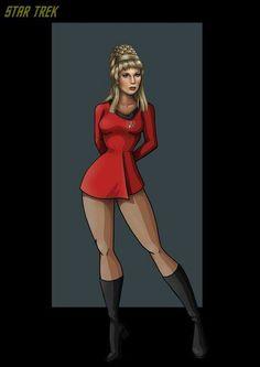 Star Trek Women 2