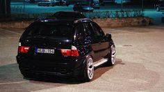 BMW X5 (E53) 4.6is