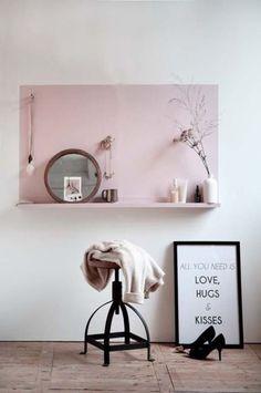 Poussez les murs ! Grâce à des effets d'optique, vous pouvez jouer sur les volumes de vos pièces, avec simplement de la peinture !