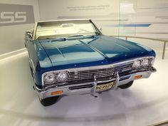 1966 Impala SS at NY 2012 Auto Show