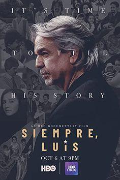 Luis Miranda in Siempre, Luis (2020) Hbo Documentaries, Kirsten Gillibrand, Hillary Rodham Clinton, Hispanic Heritage Month, 2020 Movies, Sundance Film Festival, Lin Manuel Miranda, Executive Producer