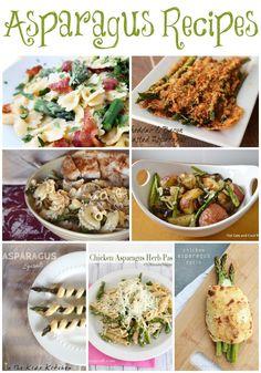 Asparagus Recipes Asparagus Recipes