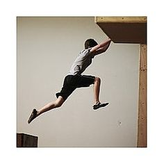 Teen Basics Summer Camp with Parkour Visions Seattle, WA #Kids #Events