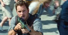 New JURASSIC WORLD Extended TV Spot Features Nasty I-Rex
