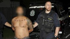 Dawn arrests net drugs, cash and weapons in Sydney, Australia