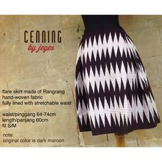 CENNING by jeges material and measurement information is available on the picture available one piece for order contact +62811882996  #jeges #tenun #rangrang #handwoven #indonesia #localbrand #fashion #ethnic #iphone5s #nofilter