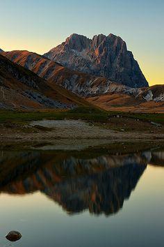 Gran Sasso d'Italia, Abruzzo (Italy)