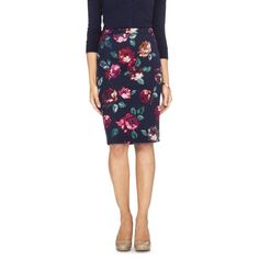 Women's Doubleweave Pencil Skirt