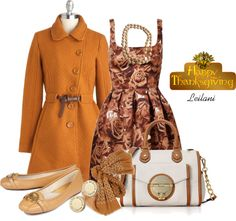 """""""Happy Thanksgiving!"""" by leilani-almazan ❤ liked on Polyvore"""