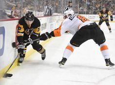 April 1, 2015 — Flyers 4, Penguins 1 (Photo: Chaz Palla  |  Trib Total Media)