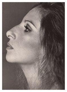 Barbra Streisand by Francesco Scavullo