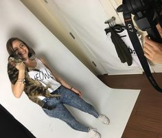 Our frands and @meowingtonsco are here for their #free #cat adoption day and photo shoot!