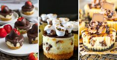 Whip up everything amazing about full-sized cheesecake in a bite-sized preparation with these mini cheesecake recipes, that too in a quicker and healthier way.