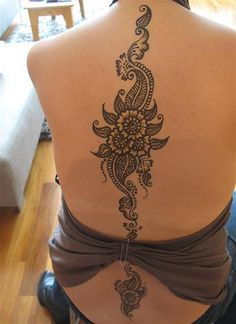 back thigh tattoo - Google Search