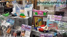 #lucky Lucky you, because Phantomotoi is gonna be EXPANDING again again the mall, with TWO new cases for high-tier collectable toys and customs, as well as another booth space for Brothers Jenson custom f…